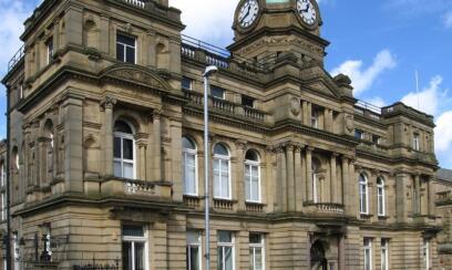 burnley town hall renovation